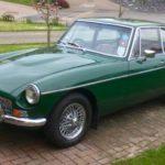 1967 MGB GT (FB554)