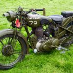 1941 BSA WM20 (FB566)