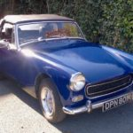 1972 MG MIDGET (FB572)