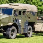 HEAVY TRUCK & FIELD GUN (FB580)