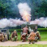 HEAVY TRUCK & FIELD GUN (FB580)