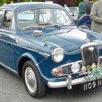 1963 WOLSELEY 1500 (FB582)