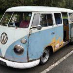 VW SLIT SCREEN CAMPERVAN (FB606)