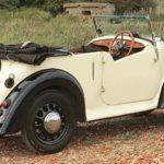 1939 MORRIS 8 SERIES E TOURER (FB594)