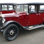 1927 AUSTIN 12/4 (FB595)
