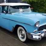 1955 CHEVY BEL-AIR (FB598)