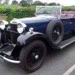 1930 SUNBEAM 20 TOURER (FB612)