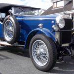1932 SUNBEAM 25 TOURER (FB614)