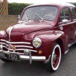 1953 RANAULT 4CV (FB615)