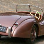 1950 JAGUAR XK120 (FB616)