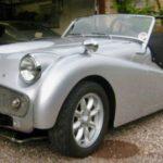 1958 TR3A (FB617)