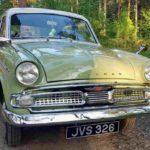 1960 HILLMAN MINX SERIES 3A (FB705)