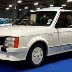 1984 VAUXHALL ASTRA GTE (FB650)