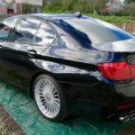 2012 BMW ALPINA D5 (FB620)