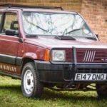 1988 FIAT PANDA (FB645)