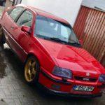 1989 VAUXHALL ASTRA GTE (FB642)