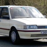 1986 AUSTIN MONTEGO ESTATE (FB641)