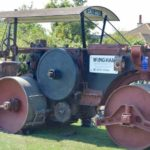 1936 AVELING BARFORD DX8 ROAD ROLLER (FB716)
