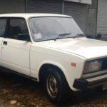 1984 LADA RIVA (FB637)