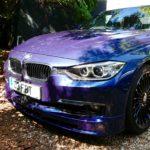 2014 BMW ALPINA D3 (FB619)