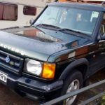 2000 LAND ROVER DISCOVERY (FB719)