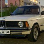 1982 BMW 316 (FB728)