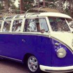 1961 VW SAMBA (FB717)