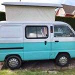 1995 SUZUKI CARRY CAMPER (FB689)