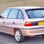 1997 VAUXHALL ASTRA (FB688)