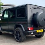 2011 MERCEDES G WAGON (RS702)
