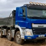DAF TIPPER LORRY (FB668)