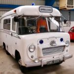 1960's AMBULANCE (MJ400)