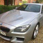 2012 BMW 640D (FB658)