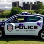 DODGE AVENGER AMERICAN POLICE CAR (FB775)
