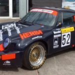 1974 PORSCHE 911 3.0 RSR RACE CAR (FB753)