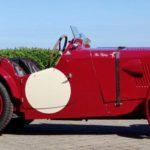 1936 MG PB HISTORIC RACE CAR (FB755)