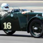 1933 MG J4 HISTORIC RACE CAR (FB756)