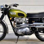 1969 TRIUMPH TR6C (FB757)