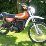 1976 YAMAHA DT250 (FB762)