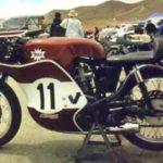 1967 BSA DAYTONA 500 - EX WORKS FACTORY DAYTONA RACE BIKE (FB770)