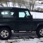 2005 LAND ROVER DEFENDER 90XS (FB744)