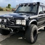 2001 LAND ROVER DISCOVERY (FB796)