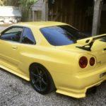 2000 NISSAN SKYLINE R34 GTR (FB777)