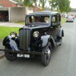1937 Morris Eight (MH003)