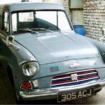 1961 FORD ANGLIA VAN (MJ039)