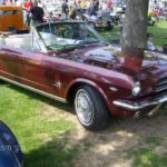 1965 FORD MUSTANG CONVERTIBLE (MJ050)