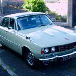 1971 ROVER P6