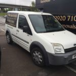 FORD CONNECT VAN (MJ063)