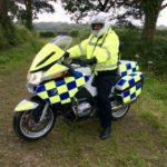 POLICE/PARAMEDIC MOTORCYCLE (KP005)
