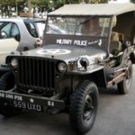 WWII US WILLIS JEEP (MJ079)